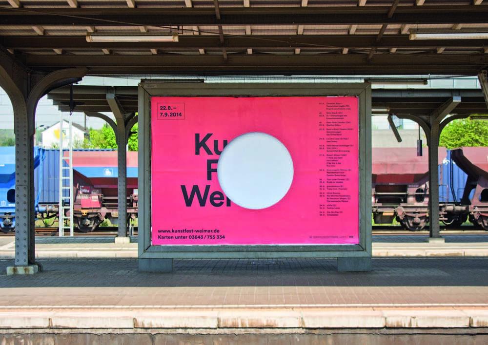 Kunstfest Weimar 2014