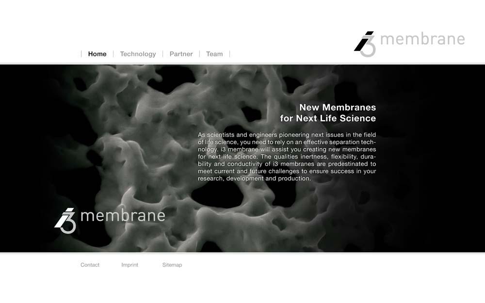 CI i3 membrane