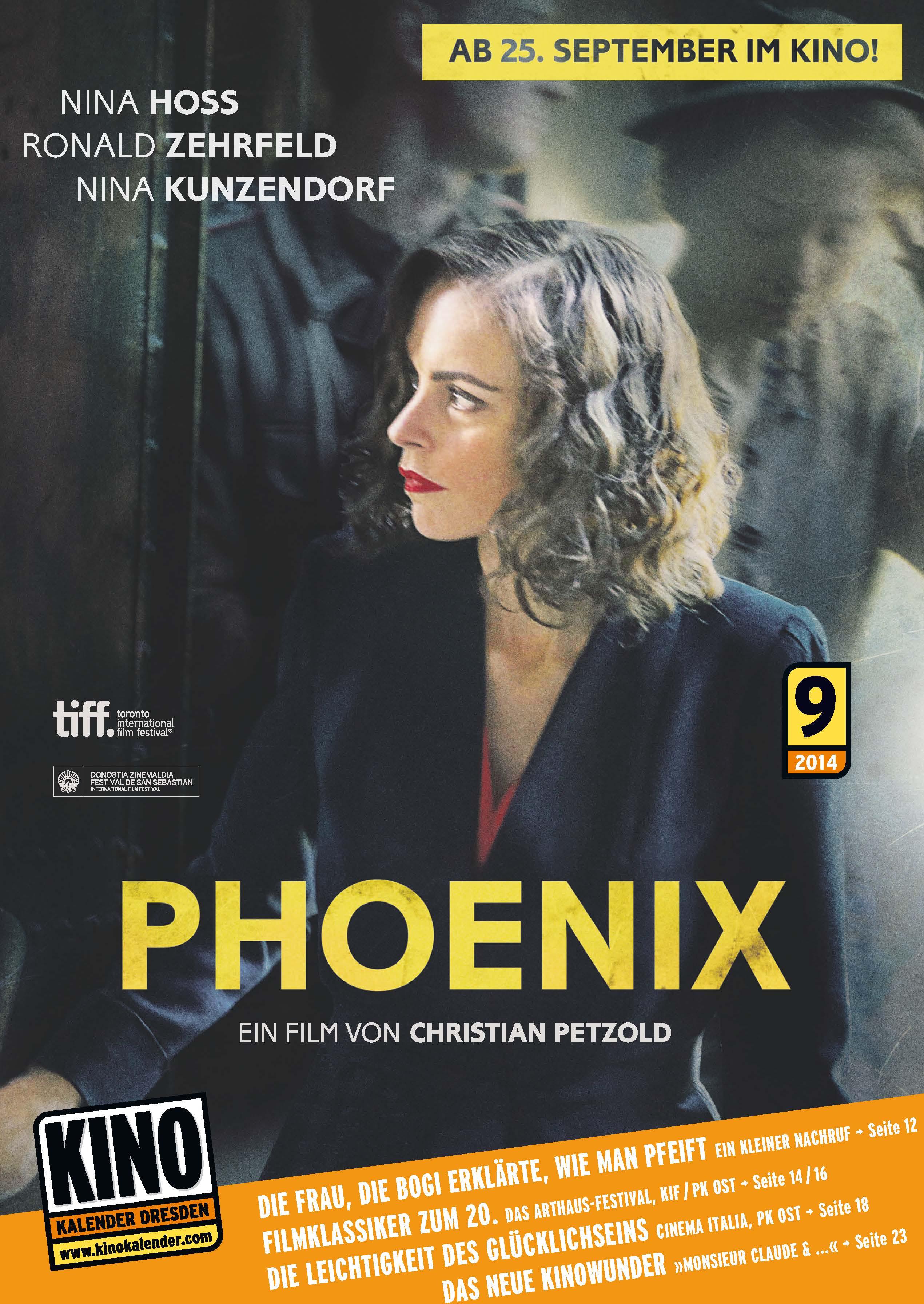 Kinozeitung Dresdner Kinokalender