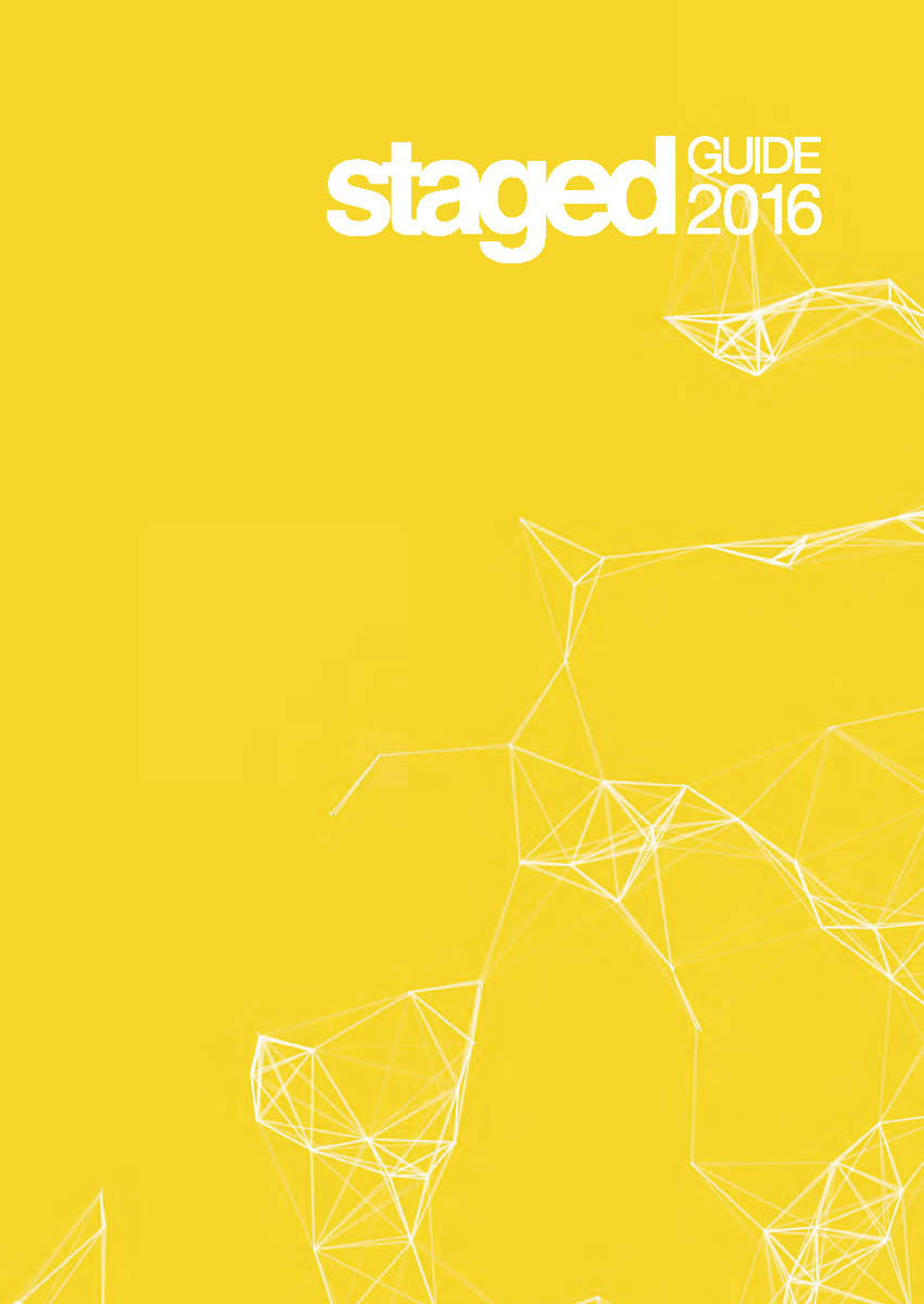 staged DESIGNSHOW/AWARD 2016