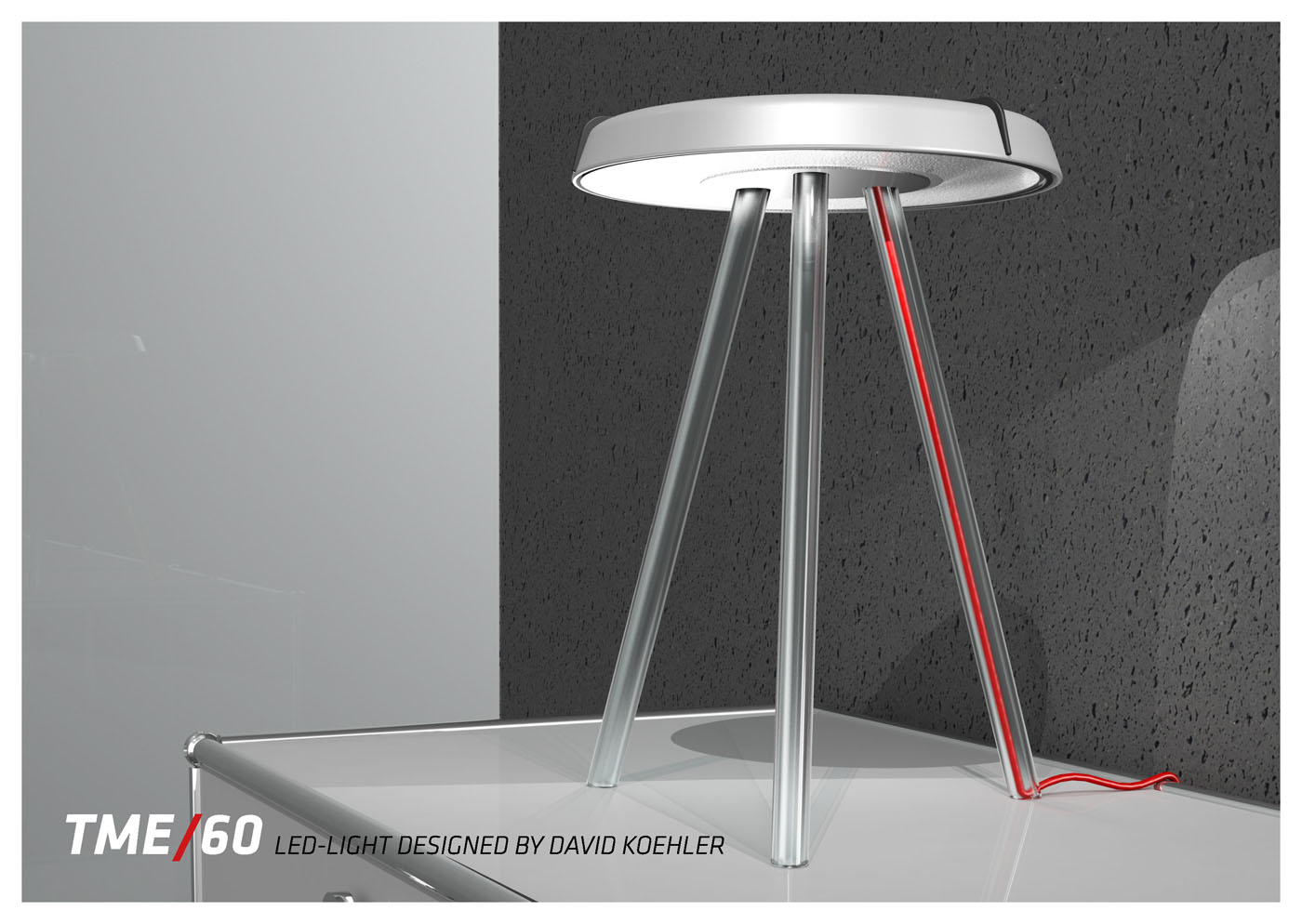 """LED Tischleuchte """"TME/60"""""""