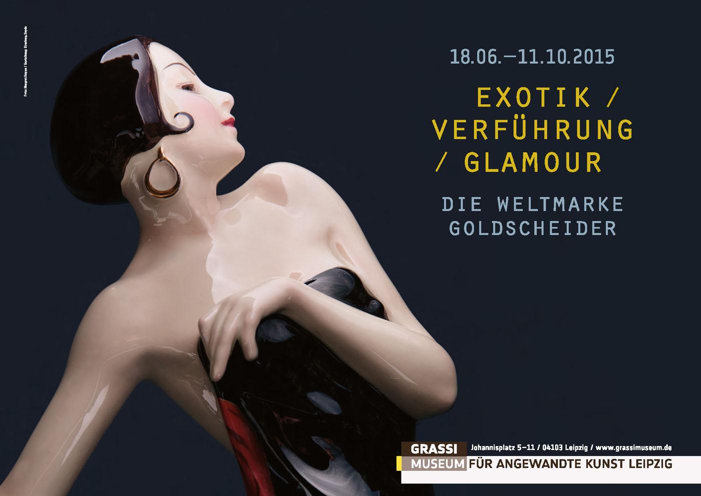 Exotik / Verführung / Glamour – Die Weltmarke Goldscheider