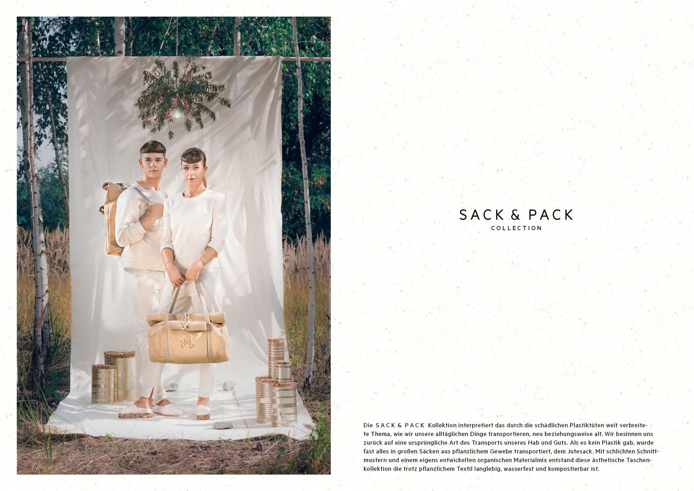 SACK & PACK Taschenkollektion