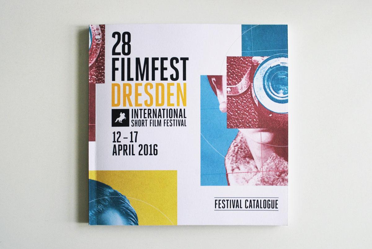 Erscheinungsbild Filmfest Dresden