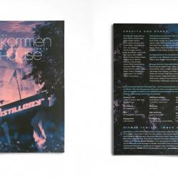 Artwork DVD und CD