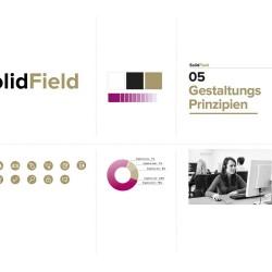 Markenentwicklung für SolidField