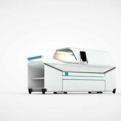 """Patientengerechte Gestaltung einer Hyperthermieanlage  """"Soleil Cure"""""""