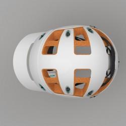 innovativer Fahrradhelm aus nachhaltigen Materialien
