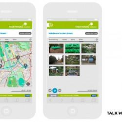TALK WALKS – geführte Spaziergänge