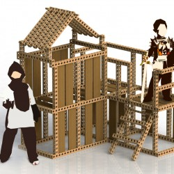 Korix, das Baukastensystem