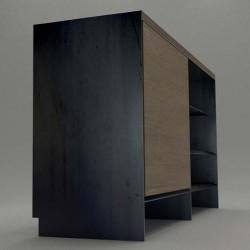 Stahlmöbel Sideboard