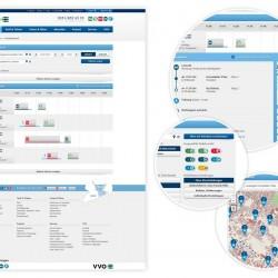 Corporate Website für den Verkehrsverbund Oberelbe