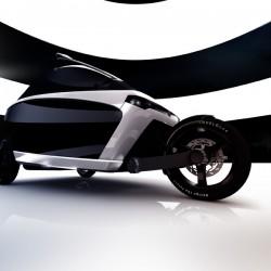 Elektrofahrzeug – Innvelo Three