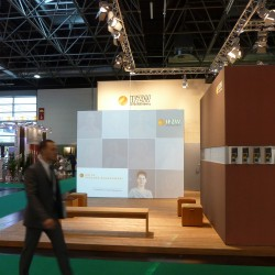 IFZW-Messestand