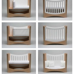 Kombiniertes Kinderbett