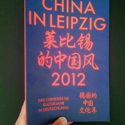 China in Leipzig