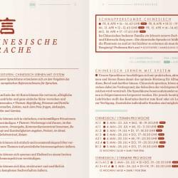 Konfuzius-Institut Programmhefte
