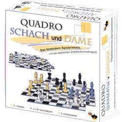 QuadroSchach und Dame