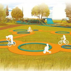Spielplatzkonzept Aachener Straße/Lichtenbergweg  Dresden