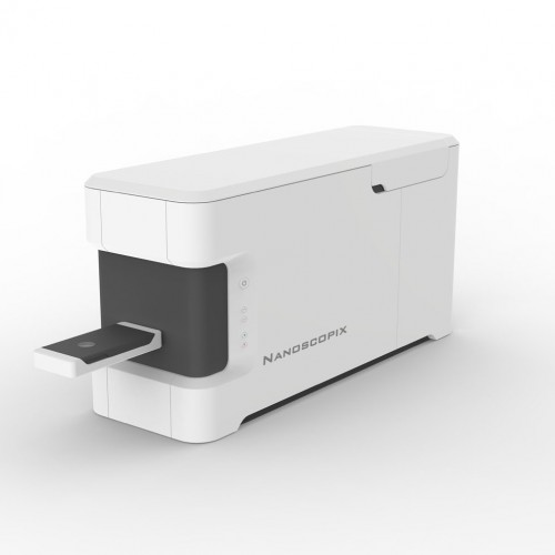 Laborgerät für Mikroskopie bei Tieftemperaturen