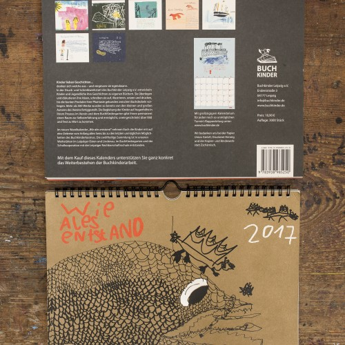 BuchkinderKalender 2017
