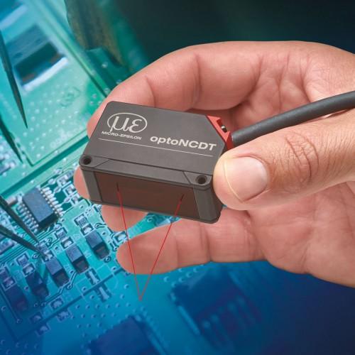 Laser-Triangulationssensor optoNCDT 1320/1420