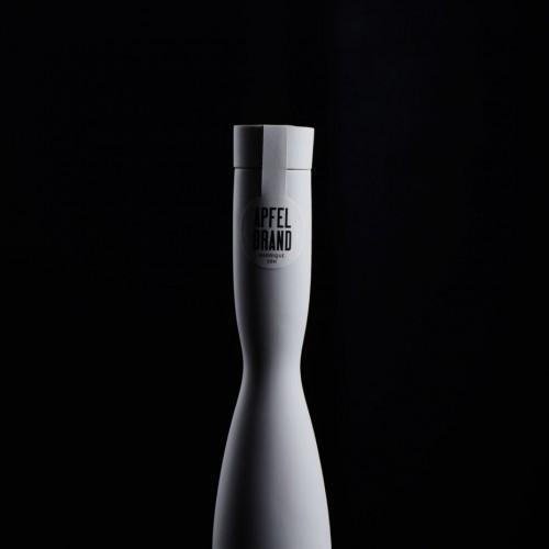 Porzellanflasche