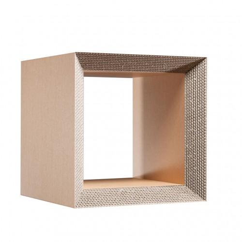 KAOX – modulares Sitz- und Stausystem aus hochfestem Wellpappverbund