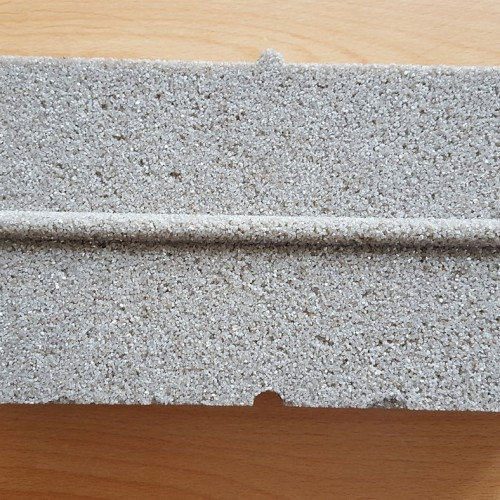 Sandcast – Low Emission Ziegel aus Sand