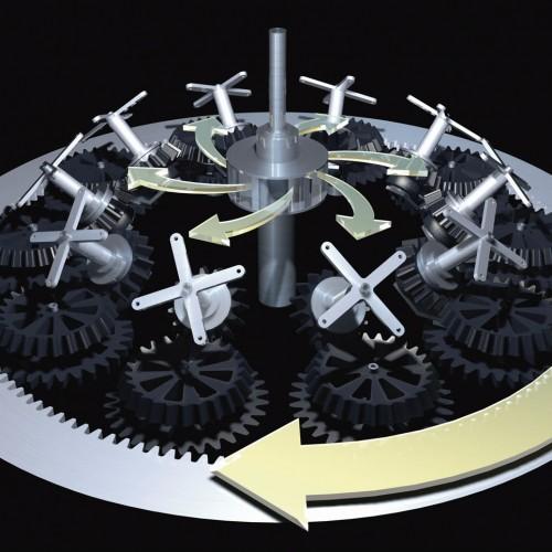 """""""TWISTER"""" – innovative Strahlanlage für hochwertige Oberflächen"""